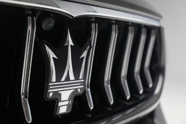New 2021 Maserati Ghibli SQ4 GranLusso for sale Sold at Pagani of Greenwich in Greenwich CT 06830 27