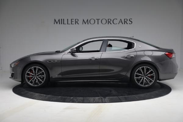 New 2021 Maserati Ghibli SQ4 GranLusso for sale Sold at Pagani of Greenwich in Greenwich CT 06830 3