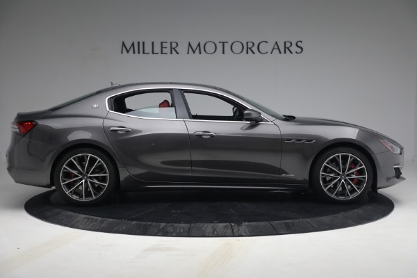 New 2021 Maserati Ghibli SQ4 GranLusso for sale Sold at Pagani of Greenwich in Greenwich CT 06830 9