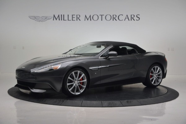 New 2016 Aston Martin Vanquish Volante for sale Sold at Pagani of Greenwich in Greenwich CT 06830 15