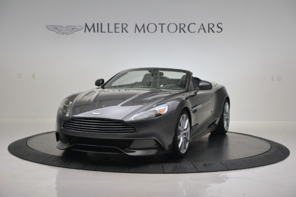 New 2016 Aston Martin Vanquish Volante for sale Sold at Pagani of Greenwich in Greenwich CT 06830 2