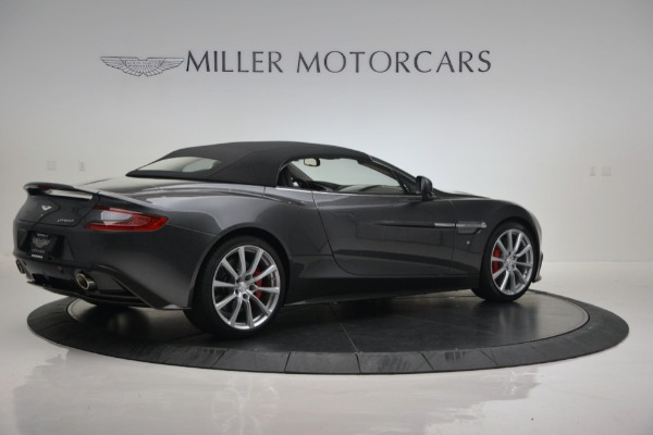 New 2016 Aston Martin Vanquish Volante for sale Sold at Pagani of Greenwich in Greenwich CT 06830 21