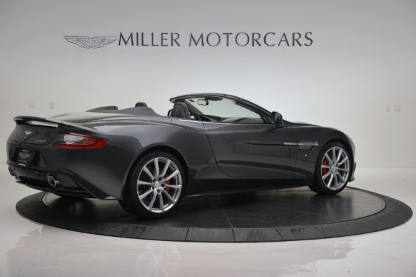 New 2016 Aston Martin Vanquish Volante for sale Sold at Pagani of Greenwich in Greenwich CT 06830 8