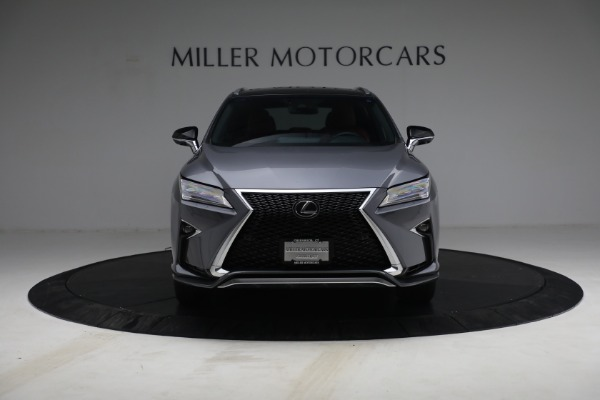 Used 2018 Lexus RX 350 F SPORT for sale $44,900 at Pagani of Greenwich in Greenwich CT 06830 12