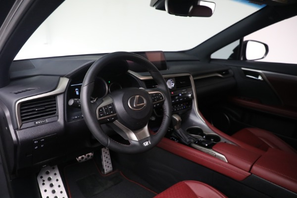 Used 2018 Lexus RX 350 F SPORT for sale $44,900 at Pagani of Greenwich in Greenwich CT 06830 13