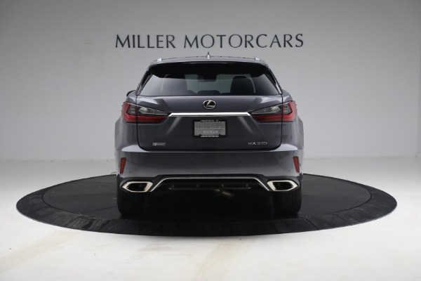 Used 2018 Lexus RX 350 F SPORT for sale $44,900 at Pagani of Greenwich in Greenwich CT 06830 6