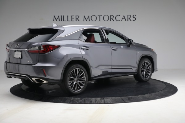 Used 2018 Lexus RX 350 F SPORT for sale $44,900 at Pagani of Greenwich in Greenwich CT 06830 8