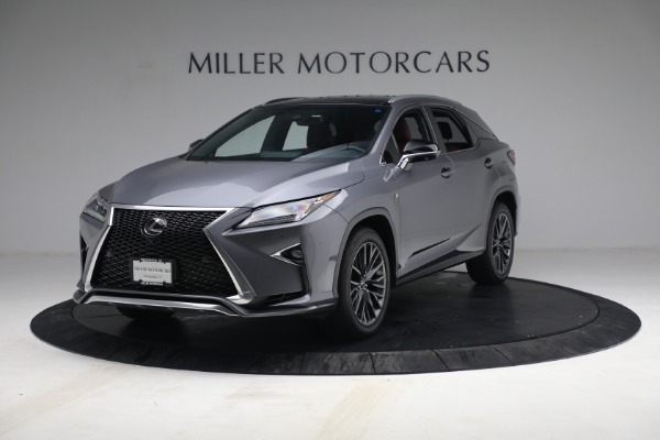 Used 2018 Lexus RX 350 F SPORT for sale $44,900 at Pagani of Greenwich in Greenwich CT 06830 1