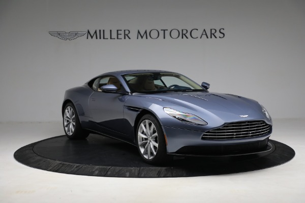 Used 2018 Aston Martin DB11 V12 for sale $164,990 at Pagani of Greenwich in Greenwich CT 06830 10