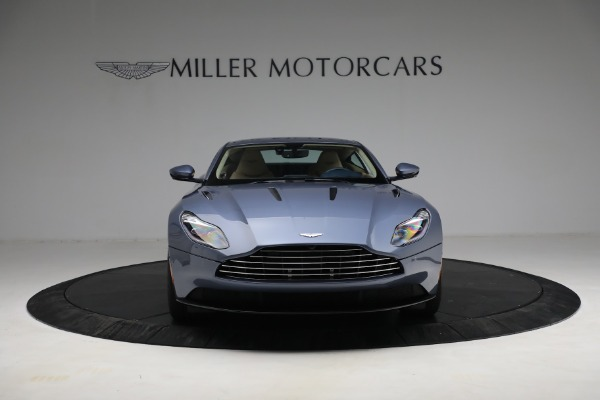 Used 2018 Aston Martin DB11 V12 for sale $164,990 at Pagani of Greenwich in Greenwich CT 06830 11
