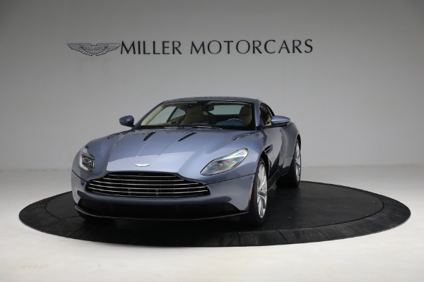 Used 2018 Aston Martin DB11 V12 for sale $164,990 at Pagani of Greenwich in Greenwich CT 06830 12