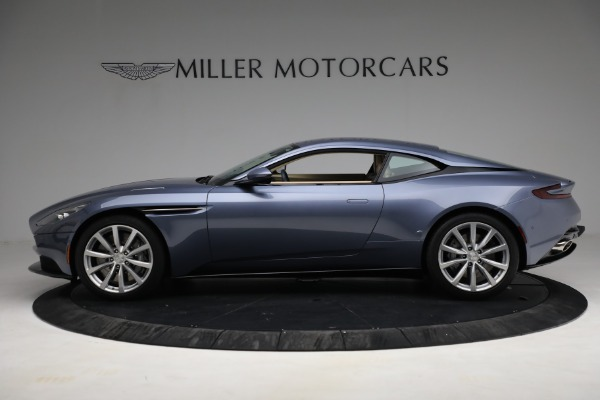 Used 2018 Aston Martin DB11 V12 for sale $164,990 at Pagani of Greenwich in Greenwich CT 06830 2