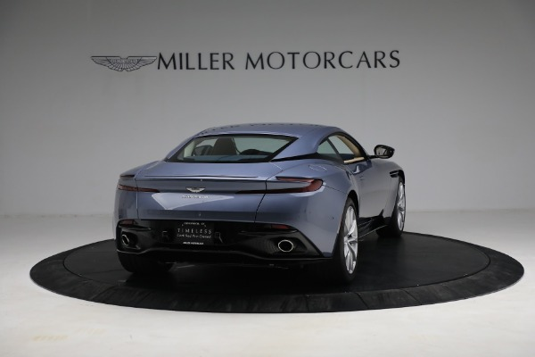 Used 2018 Aston Martin DB11 V12 for sale $164,990 at Pagani of Greenwich in Greenwich CT 06830 6