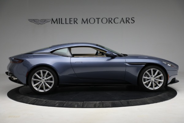 Used 2018 Aston Martin DB11 V12 for sale $164,990 at Pagani of Greenwich in Greenwich CT 06830 8