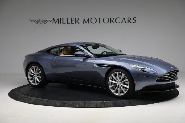 Used 2018 Aston Martin DB11 V12 for sale $164,990 at Pagani of Greenwich in Greenwich CT 06830 9
