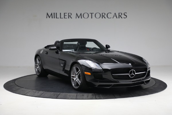 Used 2014 Mercedes-Benz SLS AMG GT for sale Call for price at Pagani of Greenwich in Greenwich CT 06830 10