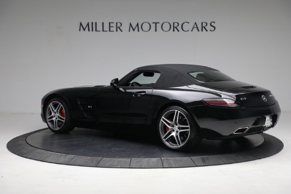 Used 2014 Mercedes-Benz SLS AMG GT for sale Call for price at Pagani of Greenwich in Greenwich CT 06830 12