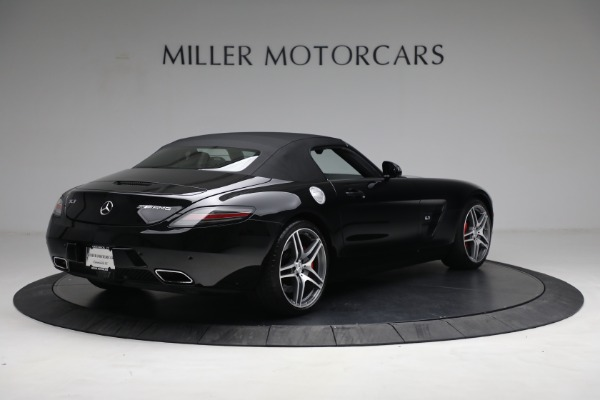Used 2014 Mercedes-Benz SLS AMG GT for sale Call for price at Pagani of Greenwich in Greenwich CT 06830 13