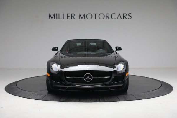 Used 2014 Mercedes-Benz SLS AMG GT for sale Call for price at Pagani of Greenwich in Greenwich CT 06830 15