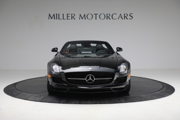 Used 2014 Mercedes-Benz SLS AMG GT for sale Call for price at Pagani of Greenwich in Greenwich CT 06830 16