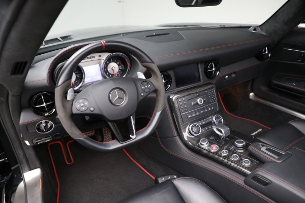 Used 2014 Mercedes-Benz SLS AMG GT for sale Call for price at Pagani of Greenwich in Greenwich CT 06830 17
