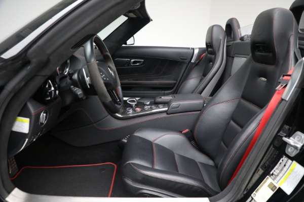 Used 2014 Mercedes-Benz SLS AMG GT for sale Call for price at Pagani of Greenwich in Greenwich CT 06830 18