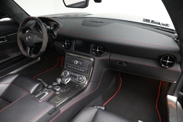 Used 2014 Mercedes-Benz SLS AMG GT for sale Call for price at Pagani of Greenwich in Greenwich CT 06830 20