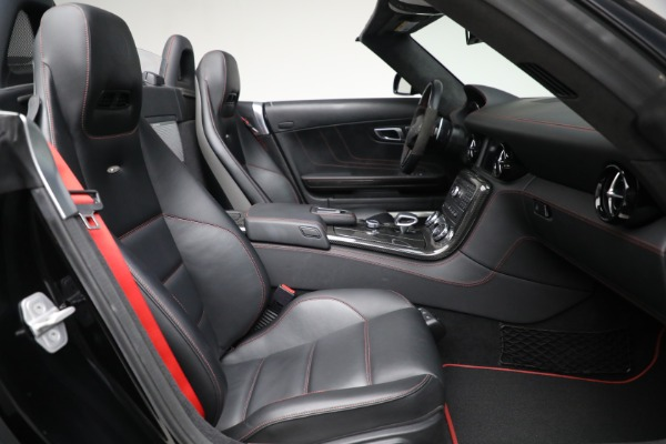 Used 2014 Mercedes-Benz SLS AMG GT for sale Call for price at Pagani of Greenwich in Greenwich CT 06830 21