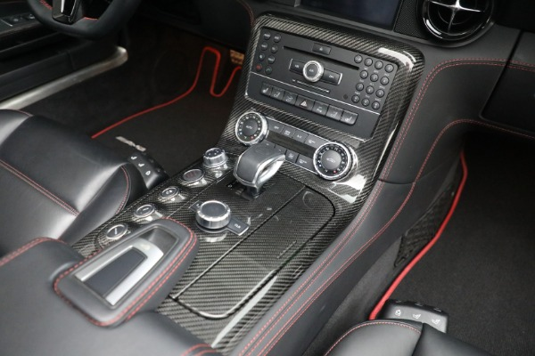Used 2014 Mercedes-Benz SLS AMG GT for sale Call for price at Pagani of Greenwich in Greenwich CT 06830 23
