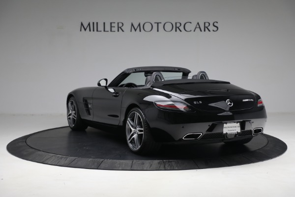 Used 2014 Mercedes-Benz SLS AMG GT for sale Call for price at Pagani of Greenwich in Greenwich CT 06830 5