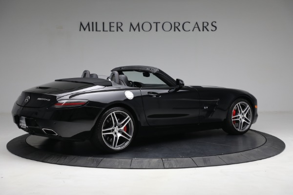 Used 2014 Mercedes-Benz SLS AMG GT for sale Call for price at Pagani of Greenwich in Greenwich CT 06830 8