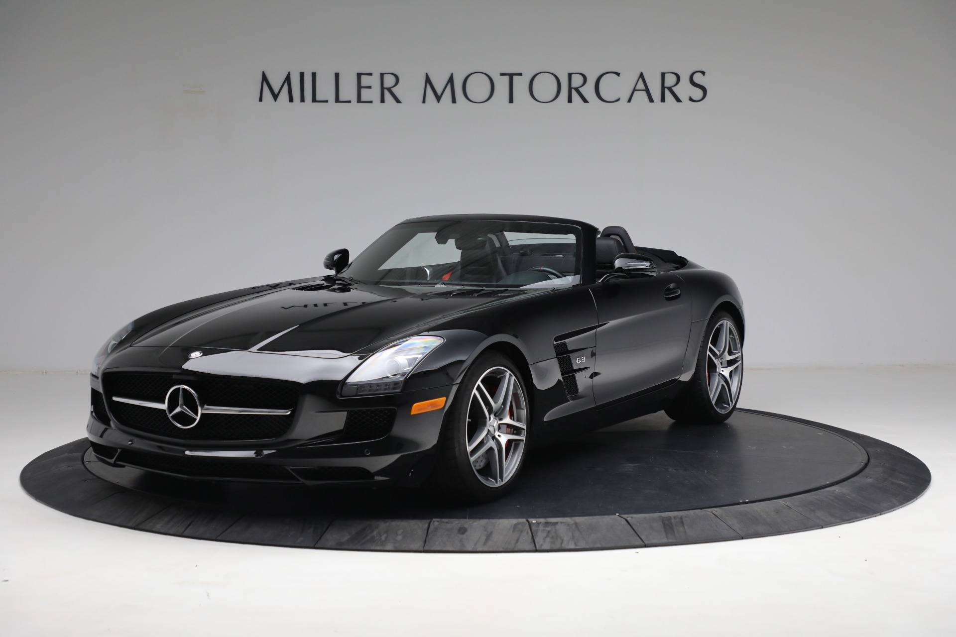 Used 2014 Mercedes-Benz SLS AMG GT for sale Call for price at Pagani of Greenwich in Greenwich CT 06830 1