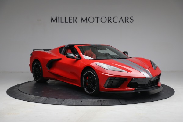 Used 2020 Chevrolet Corvette Stingray for sale Sold at Pagani of Greenwich in Greenwich CT 06830 12