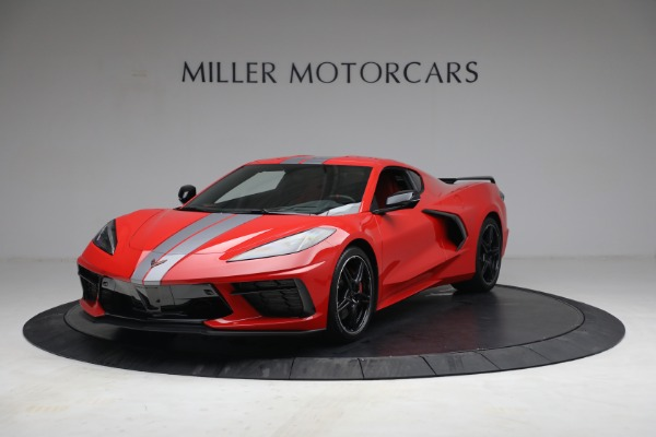 Used 2020 Chevrolet Corvette Stingray for sale Sold at Pagani of Greenwich in Greenwich CT 06830 14