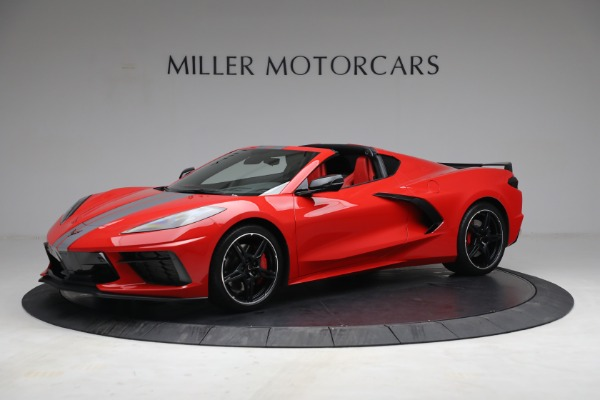 Used 2020 Chevrolet Corvette Stingray for sale Sold at Pagani of Greenwich in Greenwich CT 06830 2