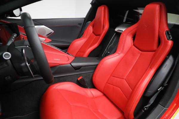 Used 2020 Chevrolet Corvette Stingray for sale Sold at Pagani of Greenwich in Greenwich CT 06830 20