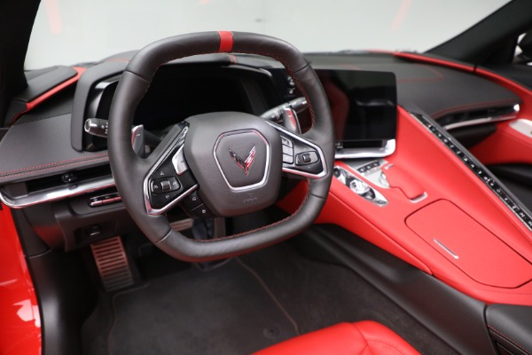 Used 2020 Chevrolet Corvette Stingray for sale Sold at Pagani of Greenwich in Greenwich CT 06830 21