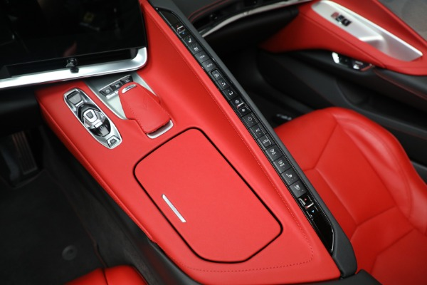Used 2020 Chevrolet Corvette Stingray for sale Sold at Pagani of Greenwich in Greenwich CT 06830 22