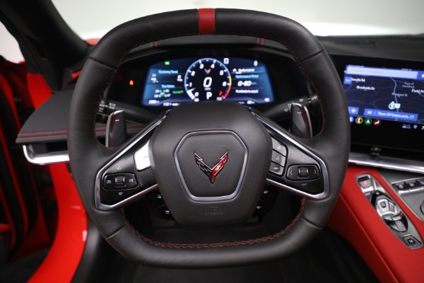 Used 2020 Chevrolet Corvette Stingray for sale Sold at Pagani of Greenwich in Greenwich CT 06830 23
