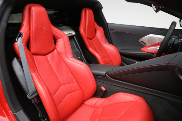 Used 2020 Chevrolet Corvette Stingray for sale Sold at Pagani of Greenwich in Greenwich CT 06830 24