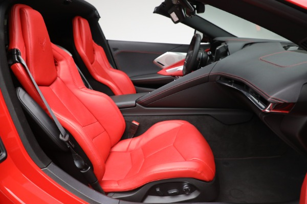 Used 2020 Chevrolet Corvette Stingray for sale Sold at Pagani of Greenwich in Greenwich CT 06830 25