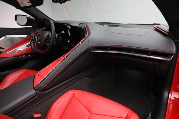 Used 2020 Chevrolet Corvette Stingray for sale Sold at Pagani of Greenwich in Greenwich CT 06830 26