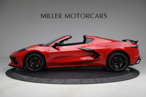 Used 2020 Chevrolet Corvette Stingray for sale Sold at Pagani of Greenwich in Greenwich CT 06830 3