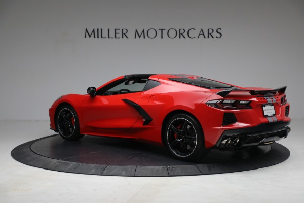 Used 2020 Chevrolet Corvette Stingray for sale Sold at Pagani of Greenwich in Greenwich CT 06830 4