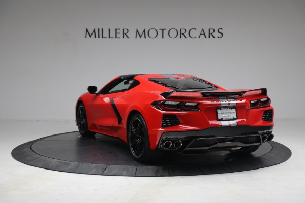 Used 2020 Chevrolet Corvette Stingray for sale Sold at Pagani of Greenwich in Greenwich CT 06830 5