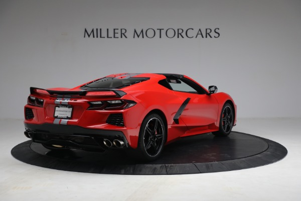 Used 2020 Chevrolet Corvette Stingray for sale Sold at Pagani of Greenwich in Greenwich CT 06830 8