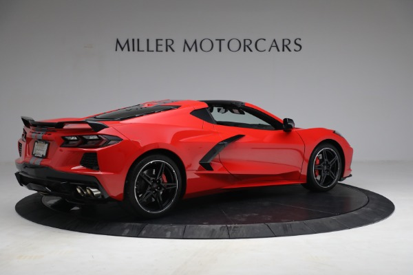 Used 2020 Chevrolet Corvette Stingray for sale Sold at Pagani of Greenwich in Greenwich CT 06830 9