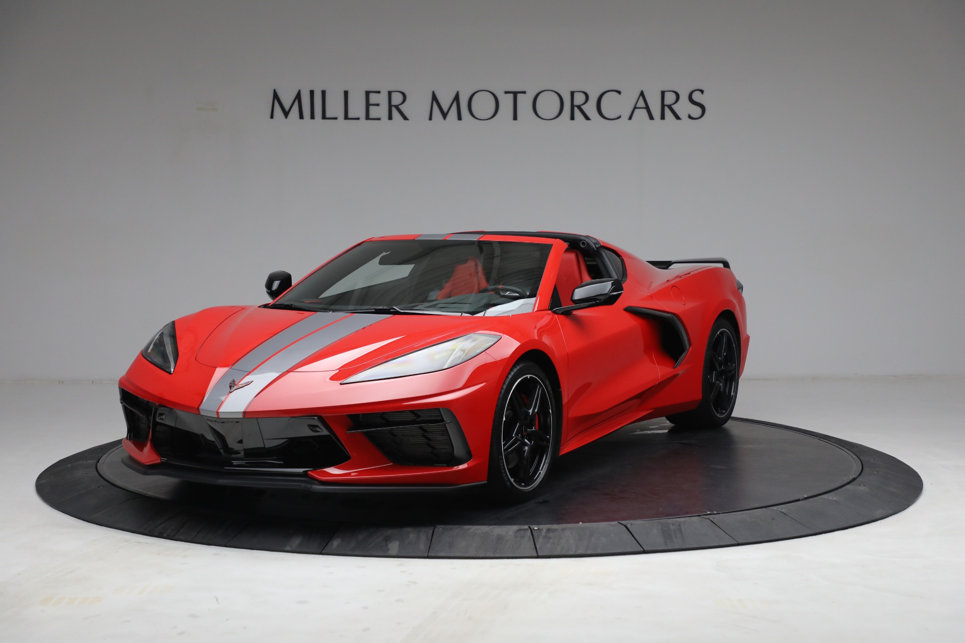 Used 2020 Chevrolet Corvette Stingray for sale Sold at Pagani of Greenwich in Greenwich CT 06830 1