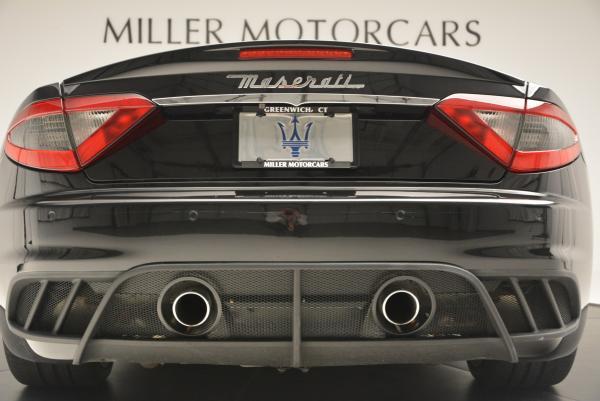 Used 2013 Maserati GranTurismo MC for sale Sold at Pagani of Greenwich in Greenwich CT 06830 21