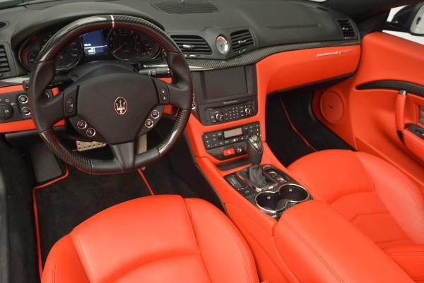 Used 2013 Maserati GranTurismo MC for sale Sold at Pagani of Greenwich in Greenwich CT 06830 22